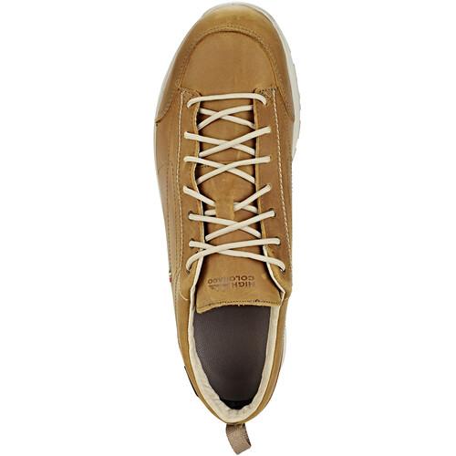 High Colorado Ischgl Low High Tex - Chaussures Homme - marron sur campz.fr ! Nicekicks Bon Marché rkRow29RmC